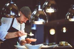 Küchenchef das Anton